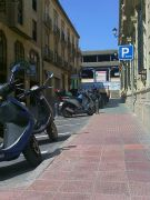 Motos por sillas